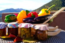 Verdure e marmellate nostrane