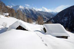 Pejo in inverno, winter in Pejo