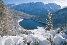 Lago Malghette Val di Sole