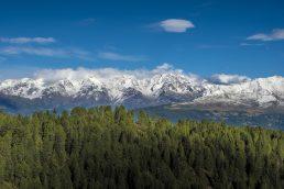 Monte Spolverino Rifugio Solander